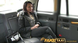 FakeTaxi Local girl sucks and fucks