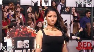 Nicki Minaj Ass Twerk and Lesbian -
