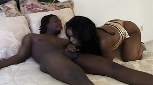 Big Tits Ebony Takes Big Black Dick