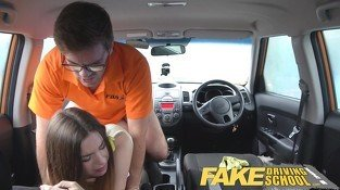 Fake Driving School a new series by