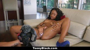 TeenyBlack - Delicious Ebony Babe